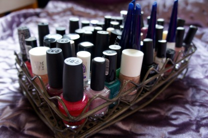 Nagellak collectie