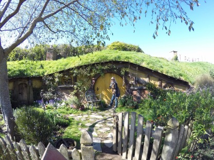 Hobbiton, Nieuw-Zeeland